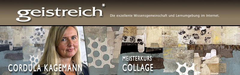 Meisterkurs-Collage-Blau